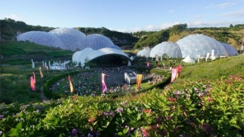 Eden Project set to grow greenhouses in China