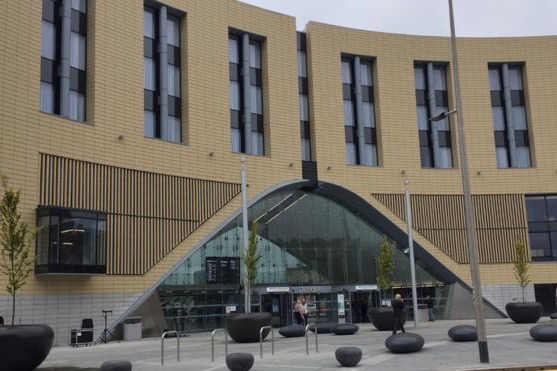 New £38m Dundee railway station opens as part of city regeneration