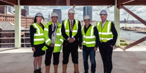 Liverpool Waters welcomes international property developer to £5bn scheme