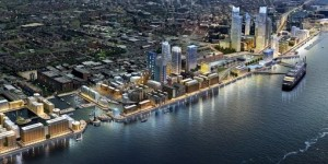 """Everton stadium 'will deliver £1bn boost"""" to Liverpool"""