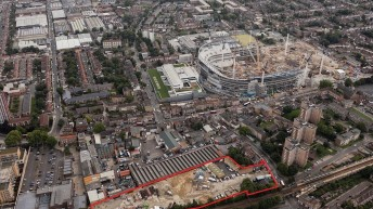 Tottenham: Spurs suffer more frustration over local redevelopment plans