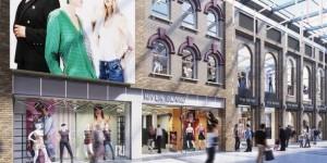 Retail development spotlight on The Grafton Cambridge