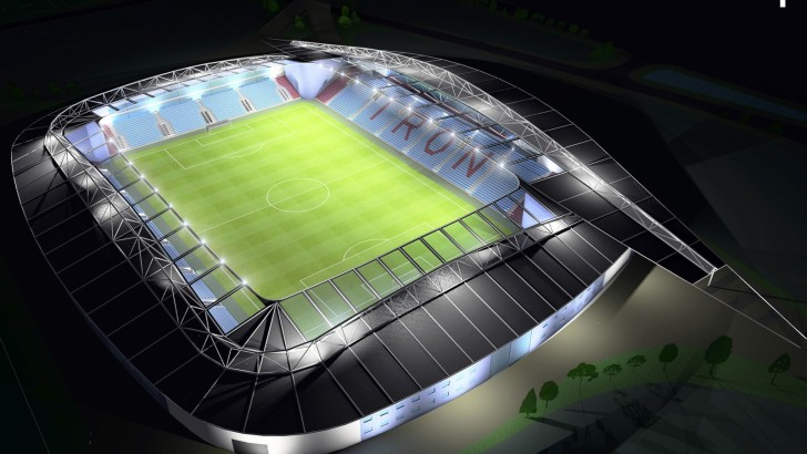 New stadium for Scunthorpe United