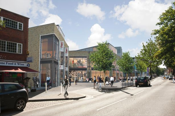Addlestone Gets Huge Regeneration with Cinema, Restaurants and More