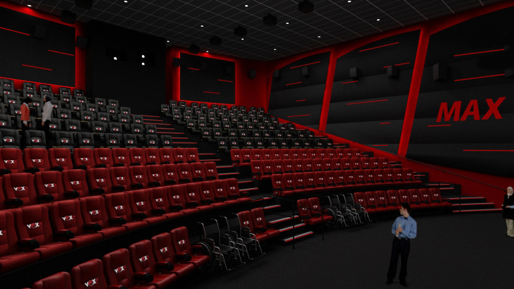 Luxury Cinema with Boutique Screen for Kids Comes to Dubai