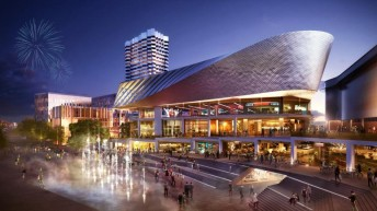 Jamie's Italian is Just One of the Restaurants Planned for WestQuay Watermark