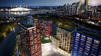 New Home for National Ballet School Planned for London City Island and More…