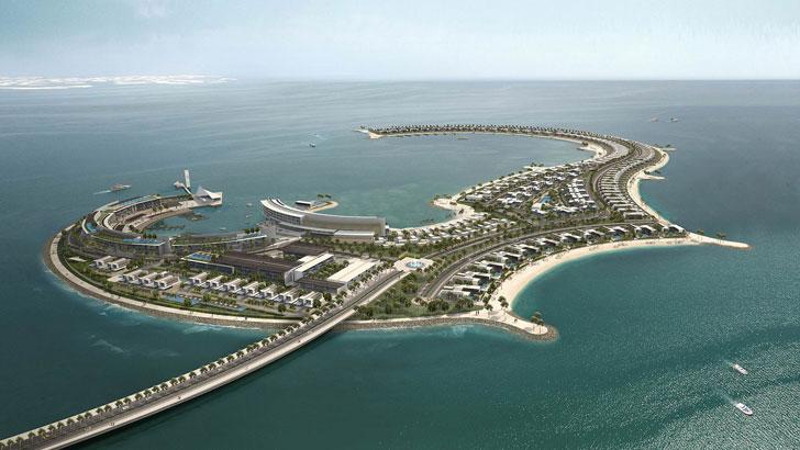 New Dubai resort development basks in Italian luxury design