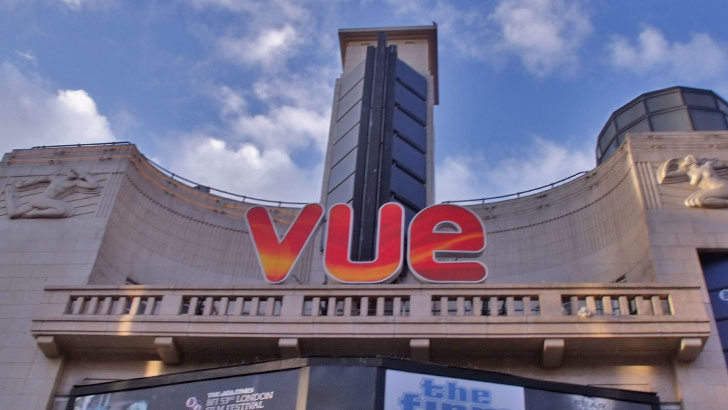 Vue Cinema Leicester Square, by Oxyman for Wikimedia Commons