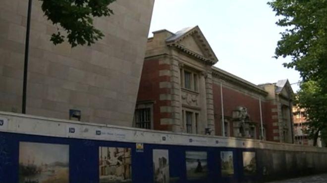 Da Vinci drawings star in Swansea gallery relaunch