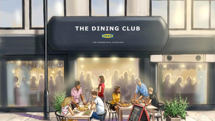 Ikeas flat pack diy restaurant ozseeker ikeas flat pack diy restaurant solutioingenieria Images
