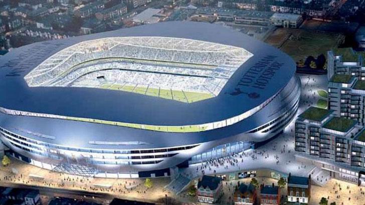 Image result for spurs new stadium