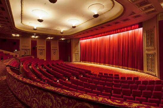 Regent cinema interior