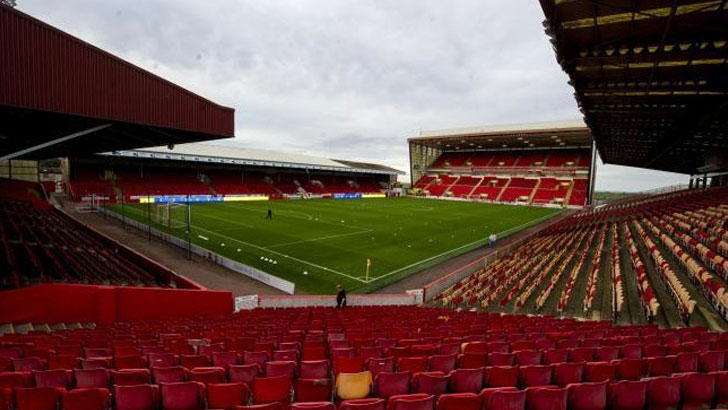 Aberdeen football stadium: for club and community