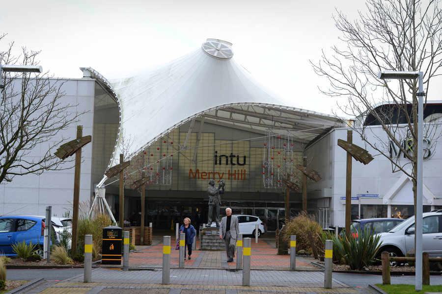 Intu mall
