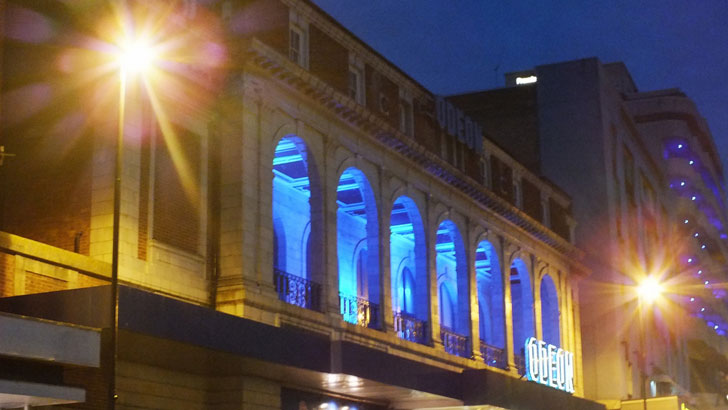 old Bournemouth Odeon