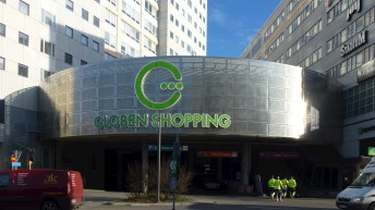 "Citycon and Klövern to develop 'Globen Shopping' together, with ""more emphasis on leisure"""