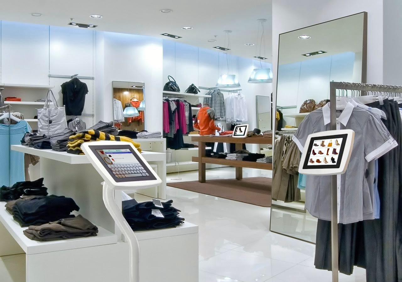 High tech retail -photo from McMillan Doolittle