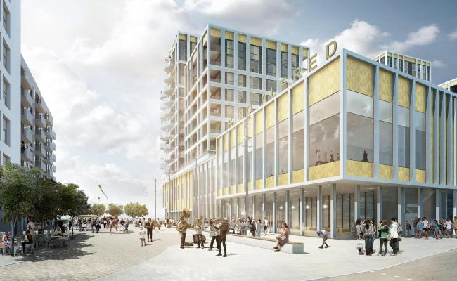 Hove, East Sussex: Developers seek £10m more taxpayers' money for King Alfred