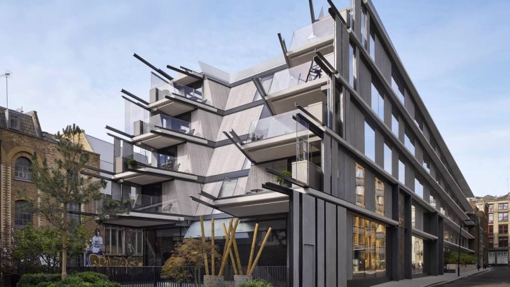 Nobu's first European hotel fully opens in London's Shoreditch