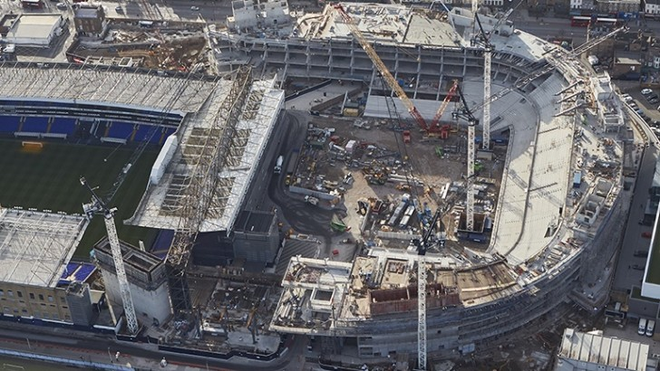 Industry opinion: Spurs Stadium is on time; the deadline is wrong