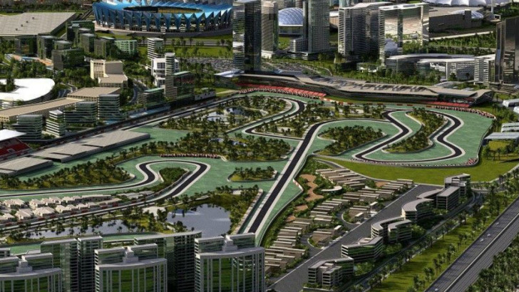 Dubai's Motor City: focus on health and fitness