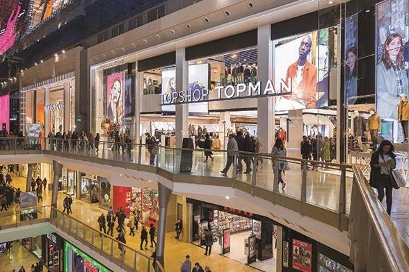 Hammerson in £3.4bn takeover of Intu to create pan-Euro retail giant