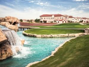Jumeirah Gof Estates development