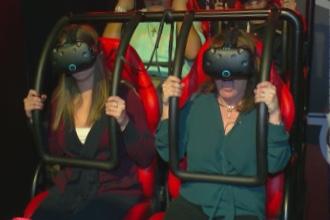 Virtual Reality Arcade 'Smaaash' Debuts At Mall of America