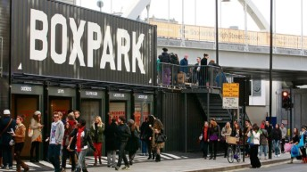 Ten new sites for Boxpark, including food halls and co-working