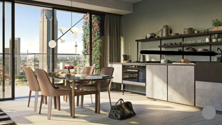 Frankfurt: mixed-use cosmopolitan living in Germany's most international city