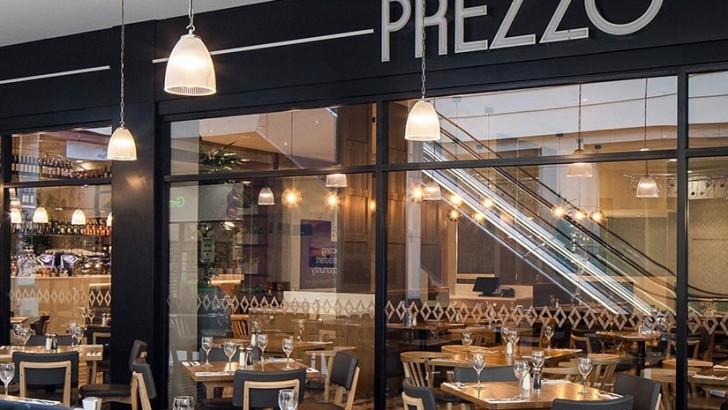 Prezzo set to close 100 restaurants in rescue attempt