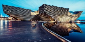 Dundee V&A museum brings more visitors to other Scottish attractions