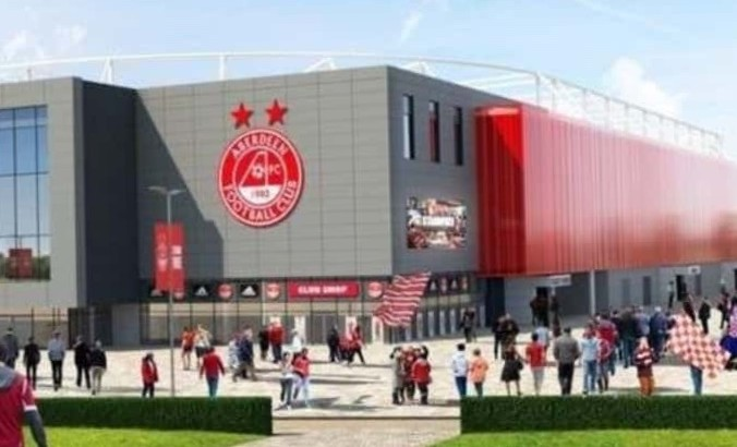 Contracts for new Aberdeen stadium go out to tender