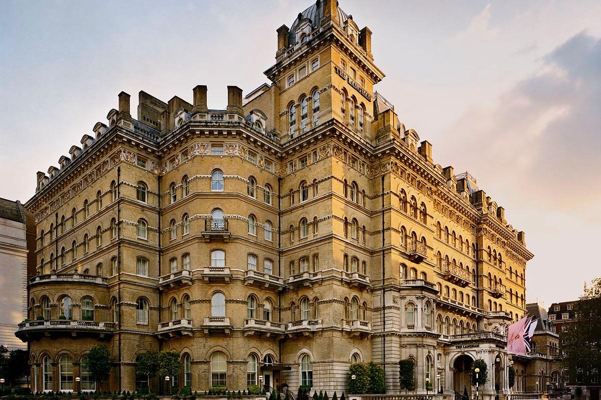 Langham Hotel, London – Wikipedia