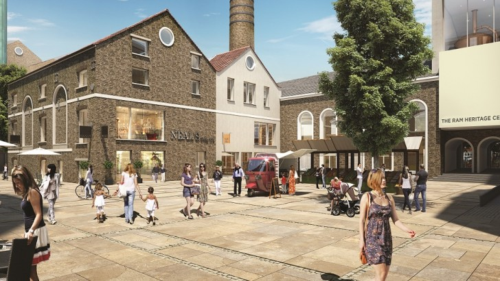 Property agency appointed on Wandsworth's Ram Quarter scheme