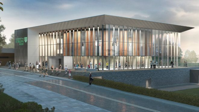 £20m Stirling University sporting complex given green light
