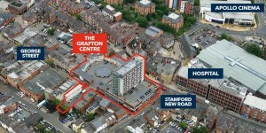 Development partner sought for Altrincham's Grafton Centre