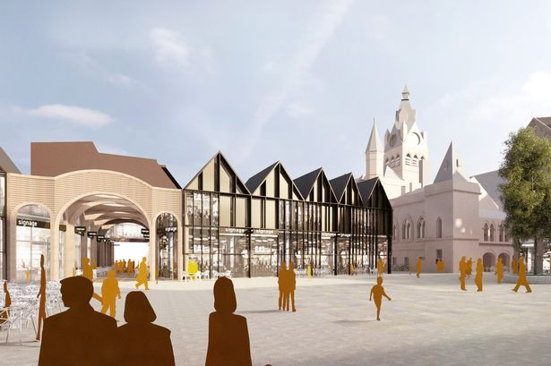 Changes in some for Chester's £300m Northgate development