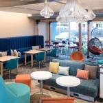 Hotel lounge area. Image credit: Tru by Hilton