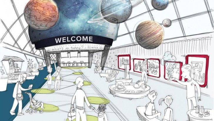 Glasgow Science Centre to be transformed through £2.9m makeover