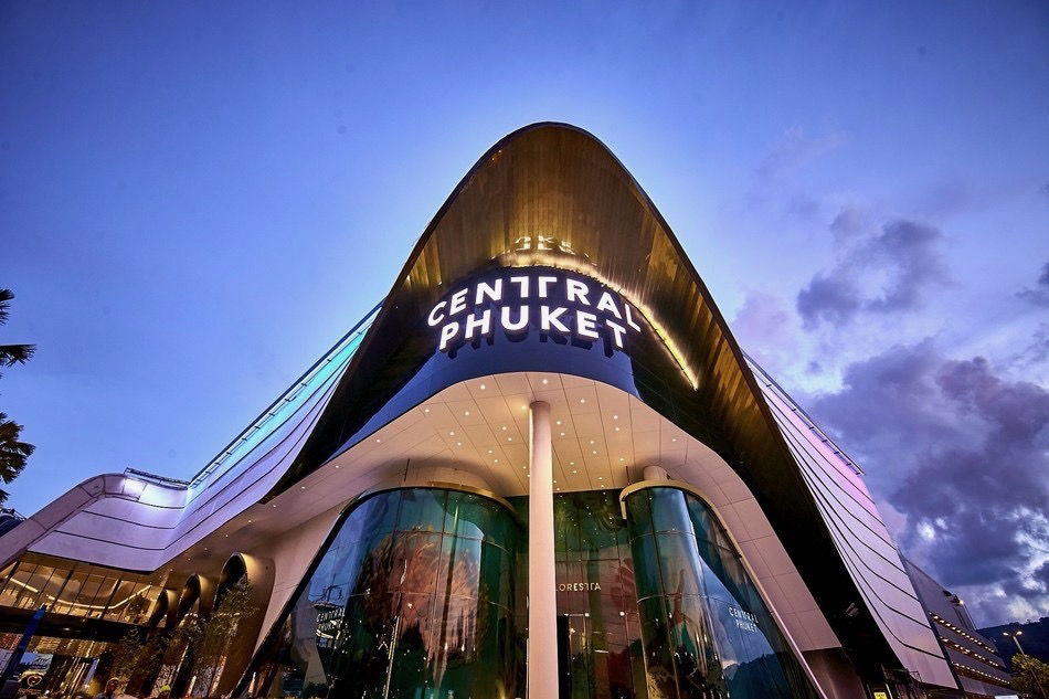 Central Phuket,its world-class luxury flagship mall (PRNewsfoto/Central Pattana Public Company)
