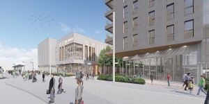 Green light for Nottingham mixed-use scheme