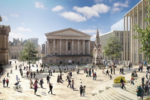 Birmingham: leisure developments invite investment