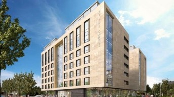 £25m Salford student scheme completes, including gym and cinema