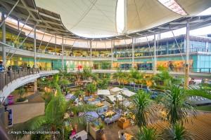 Central Phuket mall interior