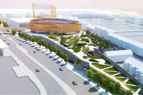 Go-ahead for £120m first phase of Swansea city revamp