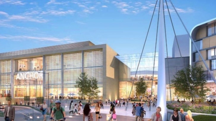 Housing Ministry turns down Bristol shopping centre extension