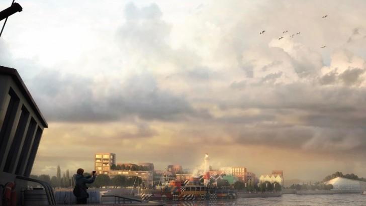 Liverpool: council picks development team for £700m Festival Park