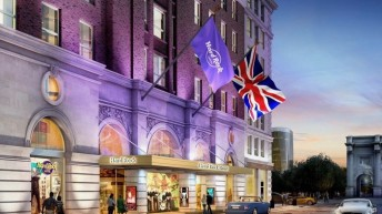 Weaker pound driving investment in London's hotels